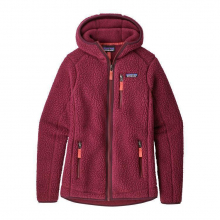 Women's Retro Pile Hoody by Patagonia in Livermore Ca