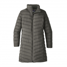 Women's Silent Down Parka by Patagonia in Iowa City IA