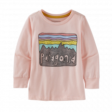 Baby L/S Graphic Organic T-Shirt