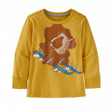 Baby L/S Graphic Organic T-Shirt