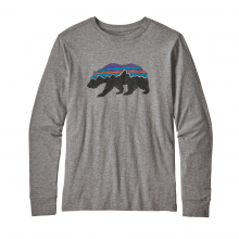 Boys' L/S Graphic Organic T-Shirt by Patagonia in Glenwood Springs CO