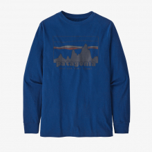 Boys' L/S Graphic Organic T-Shirt by Patagonia in Sioux Falls SD