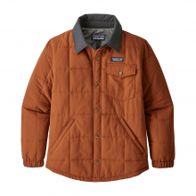 Boys' Quilted Shacket by Patagonia