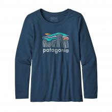 Girls' L/S Graphic Organic T-Shirt