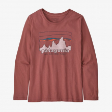 Girls' L/S Graphic Organic T-Shirt by Patagonia in Sioux Falls SD