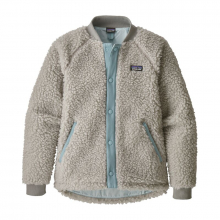 Girls' Retro-X Bomber Jacket by Patagonia in Gilbert Az