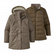 Girls' Tres 3-in-1 Parka by Patagonia