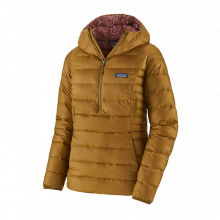 Women's Down Sweater Hoody P/O by Patagonia