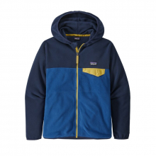 Boys' Micro D Snap-T Jacket by Patagonia in Sioux Falls SD