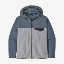 Boys' Micro D Snap-T Jkt by Patagonia