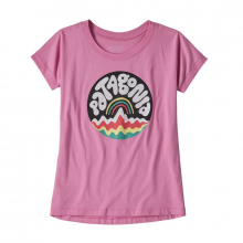 Girls' Graphic Organic T-Shirt by Patagonia in North Vancouver BC