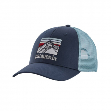 Line Logo Ridge LoPro Trucker Hat by Patagonia in Bentonville AR