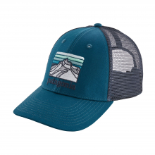 Line Logo Ridge LoPro Trucker Hat by Patagonia in Mountain View Ca