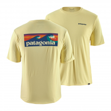Men's Cap Cool Daily Graphic Shirt by Patagonia in Cullman Al