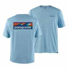 Men's Cap Cool Daily Graphic Shirt by Patagonia in Mountain View Ca