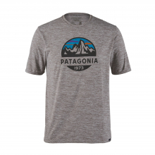 Men's Cap Cool Daily Graphic Shirt by Patagonia in Squamish Bc
