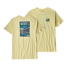 Men's Cosmic Peaks Organic T-Shirt