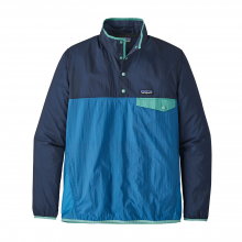 Men's Houdini Snap-T P/O by Patagonia in Canmore Ab