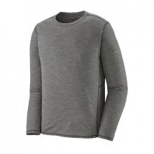 Men's Long-Sleeve Cap Cool Lightweight Shirt