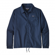 Men's LW All-Wear Hemp Coaches Jacket