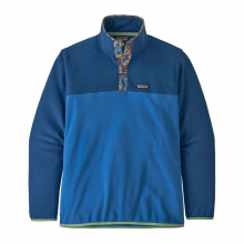 Men's Micro D Snap-T Pullover by Patagonia in Canmore Ab