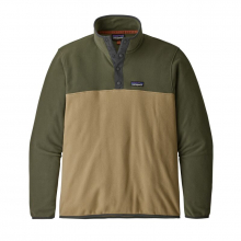 Men's Micro D Snap-T Pullover by Patagonia