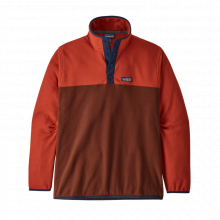 Men's Micro D Snap-T P/O by Patagonia