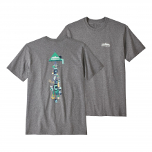 Men's Partyledge Responsibili-Tee by Patagonia in Edwards Co