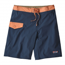 Men's Patch Pocket Stretch Wavefarer Boardshorts - 20 in. by Patagonia in New Denver Bc