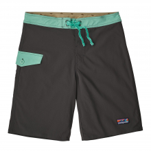 Men's Patch Pocket Stretch Wavefarer Boardshorts - 20 in. by Patagonia in Napa CA