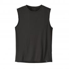 Men's Sleeveless Cap Cool Daily Shirt by Patagonia