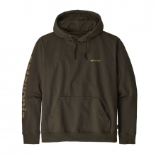 Men's Text Logo Uprisal Hoody by Patagonia