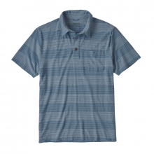 Men's Trail Harbor Polo by Patagonia in Sioux Falls SD