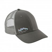 Small Fitz Roy Smallmouth LoPro Trucker Hat by Patagonia in Durango Co