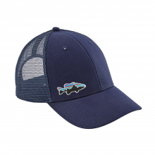 Small Fitz Roy Smallmouth LoPro Trucker Hat by Patagonia in Sioux Falls SD