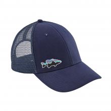 Small Fitz Roy Smallmouth LoPro Trucker Hat by Patagonia in Blacksburg VA