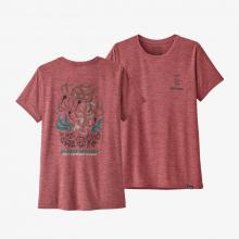 Women's Cap Cool Daily Graphic Shirt