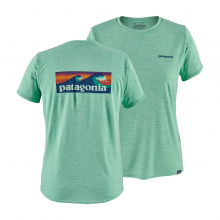 Women's Cap Cool Daily Graphic Shirt by Patagonia