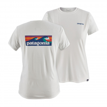 Women's Cap Cool Daily Graphic Shirt by Patagonia in Fayetteville Ar