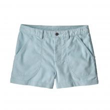 Women's Cord Stand Up Shorts