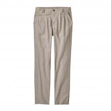 Women's Island Hemp Pants - Short by Patagonia in Santa Maria CA