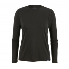 Women's Long-Sleeve Cap Cool Daily Shirt by Patagonia