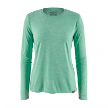 Women's L/S Cap Cool Daily Shirt by Patagonia