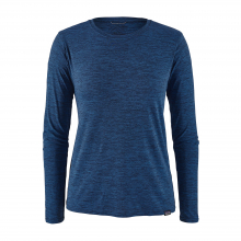 Women's Long-Sleeve Cap Cool Daily Shirt by Patagonia in Sioux Falls SD