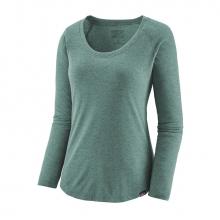 Women's L/S Cap Cool Trail Shirt by Patagonia