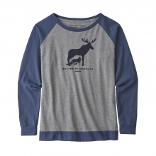 Women's L/S Defend Wilderness Responsibili-Tee by Patagonia in Sioux Falls SD