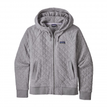 Women's Organic Cotton Quilt Hoody by Patagonia in Sioux Falls SD