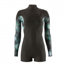 Women's R1 Lite Yulex FZ Long-Sleeve Spring Suit by Patagonia