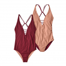 Women's Reversible Extended Break 1pc Swimsuit by Patagonia in Napa CA