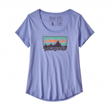 Women's Solar Rays '73 Organic Scoop T-Shirt by Patagonia in Sioux Falls SD